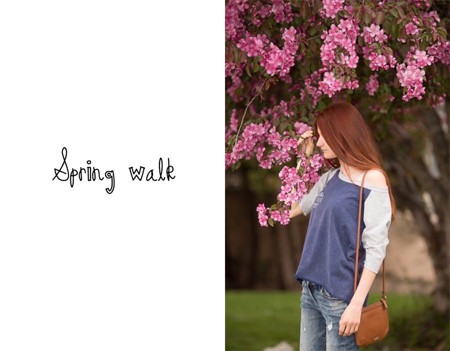 Natalie Soul Life Style Blog Spring Walk Outfit