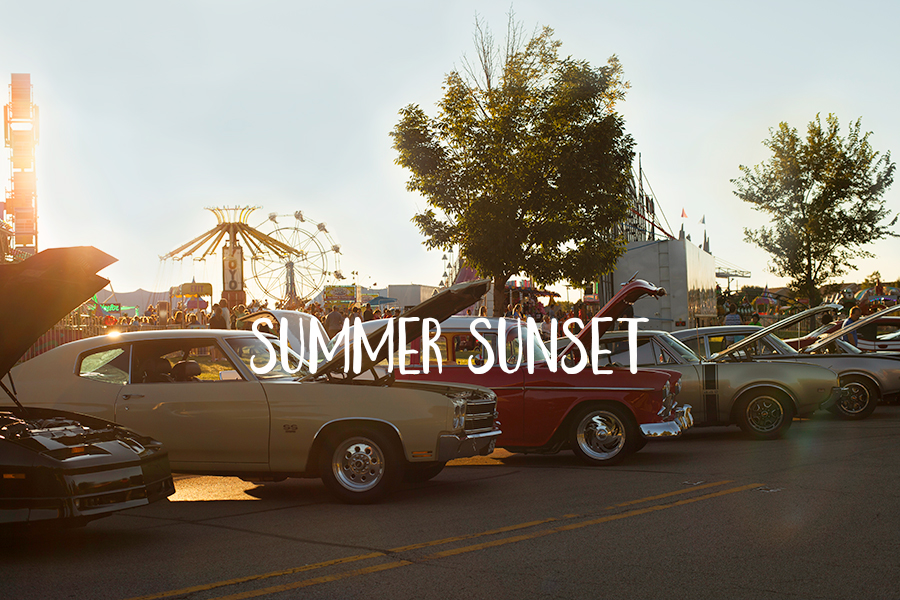 Summer Sunser Car Show